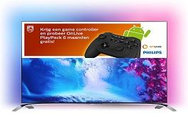 Philips LED TV met Android besturingssysteem